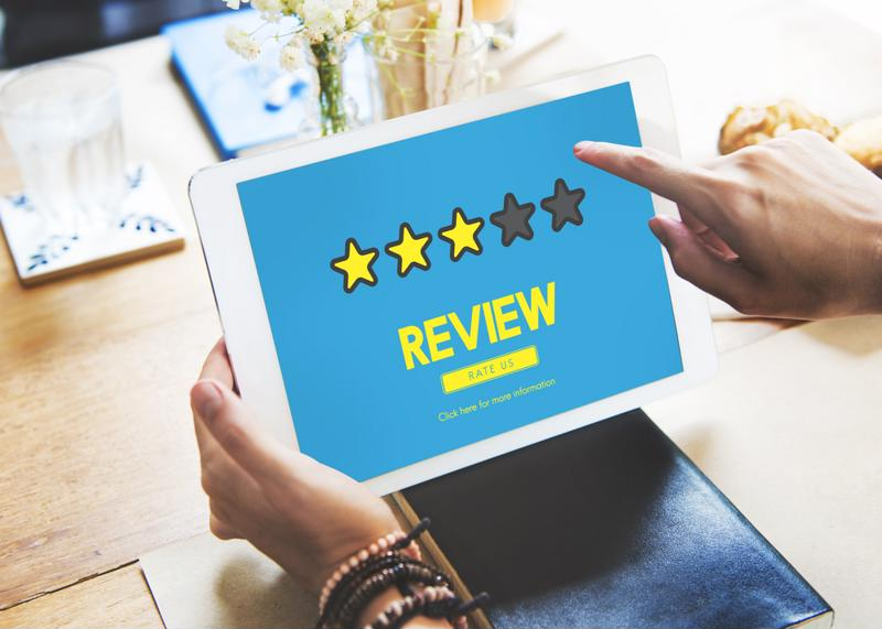 Take feedback from reviews and use it to improve your product pages and optimize the information you provide.