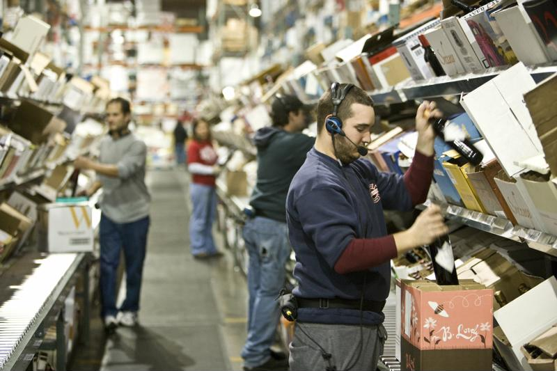 Wearables can revolutionize any supply chain operation.