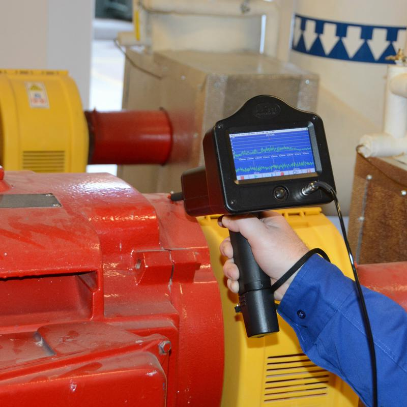 The best ultrasound tools help maintenance professional collect and trend data.