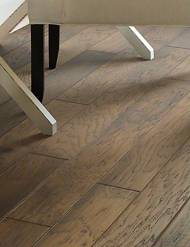 Bernina Hickory Floors maintain brilliant balance of style