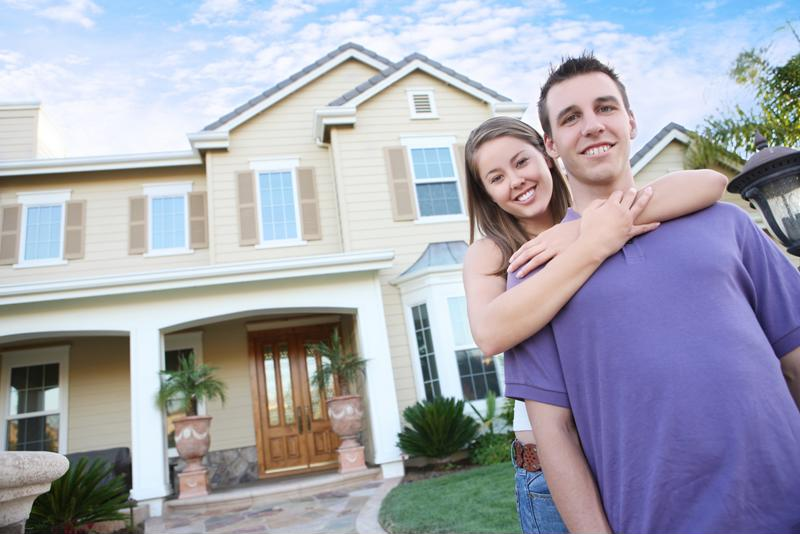 One-third of home buyers bought their first home in June.