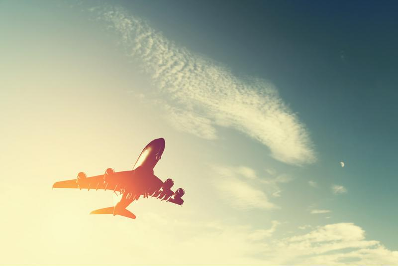 IoT devices are transforming the air travel industry.