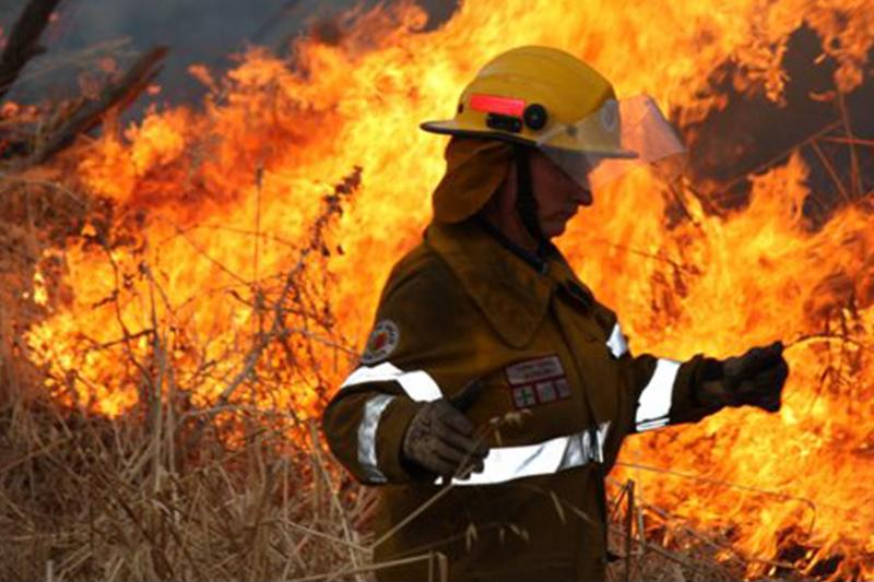 Wildfires can be a big issue for homeowners' insurance.