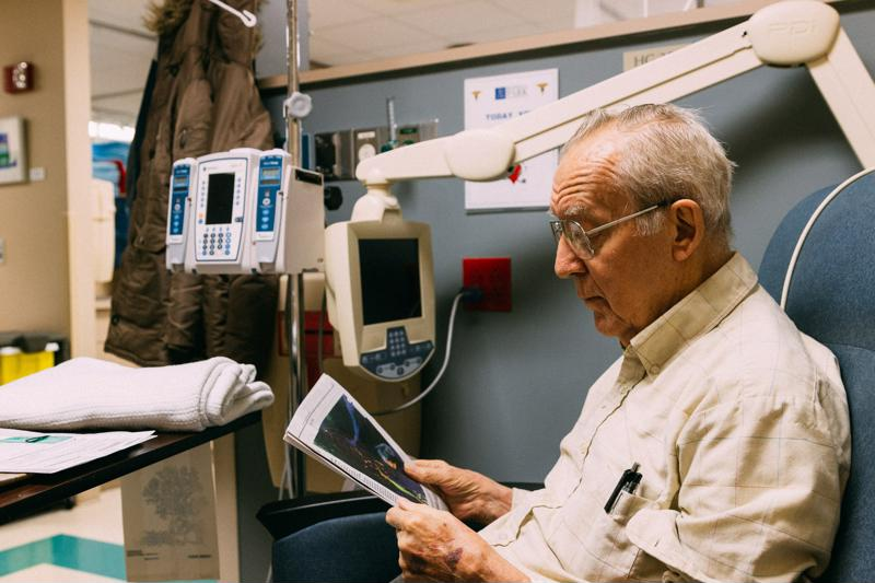 Seniors face significant health care costs.