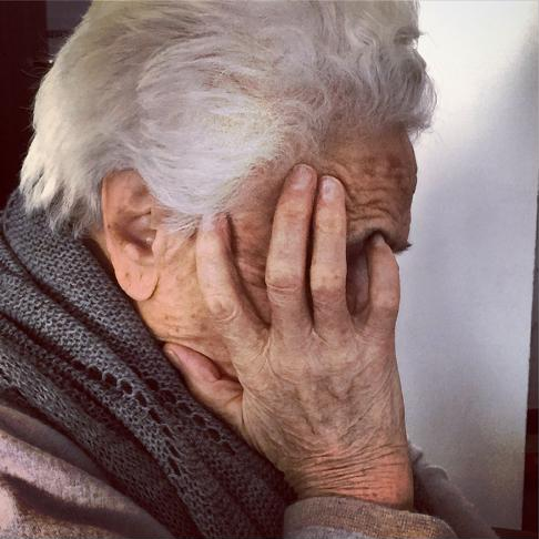 Seniors may develop anxiety disorders as they age and face drastic life changes.