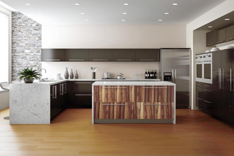 Minimalist Kitchens Feature A Simple Color Palette.