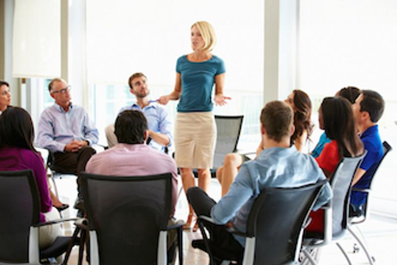 Building a new team? Consider a holding a group interview.