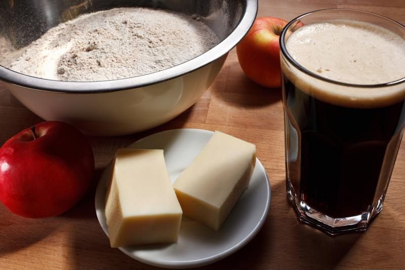 Beer, cheese and flour and a few spices are all you need for this tasty bisque!