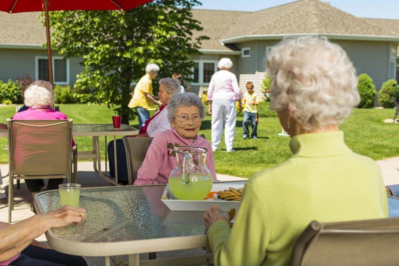 dementia, family reunion, Alzheimer's disease