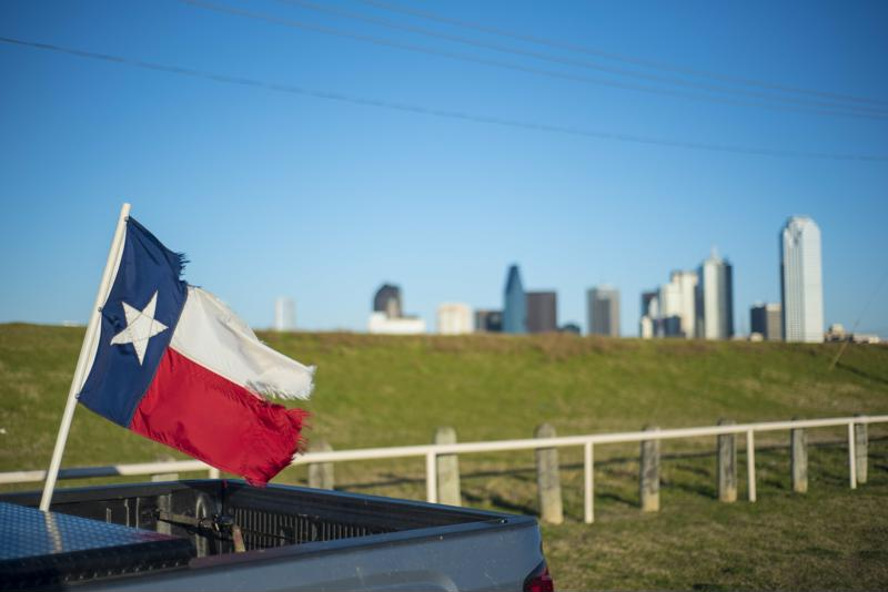 The Dallas-Fort Worth area is great for job seekers.