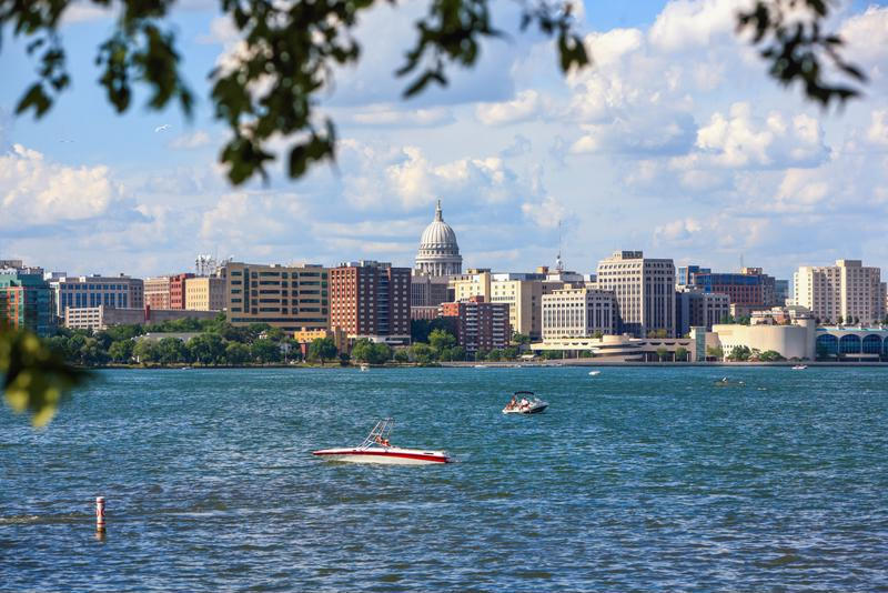 Madison has a growing economy.