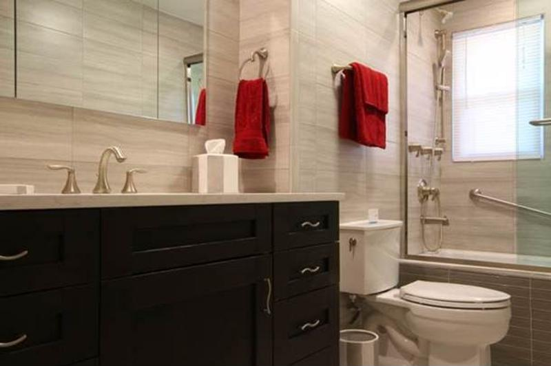 Bathroom upgrades are some of the quickest yet most effective home remodeling services.