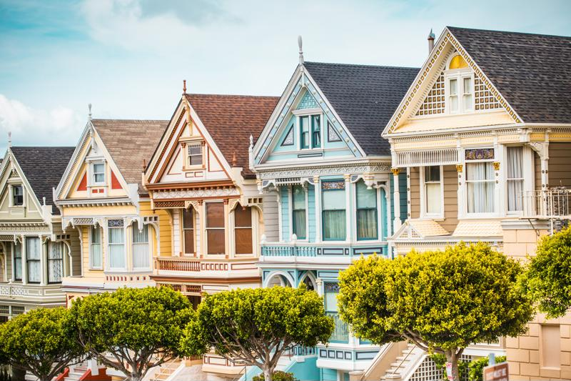 Home prices in and around the Bay Area continue to climb.