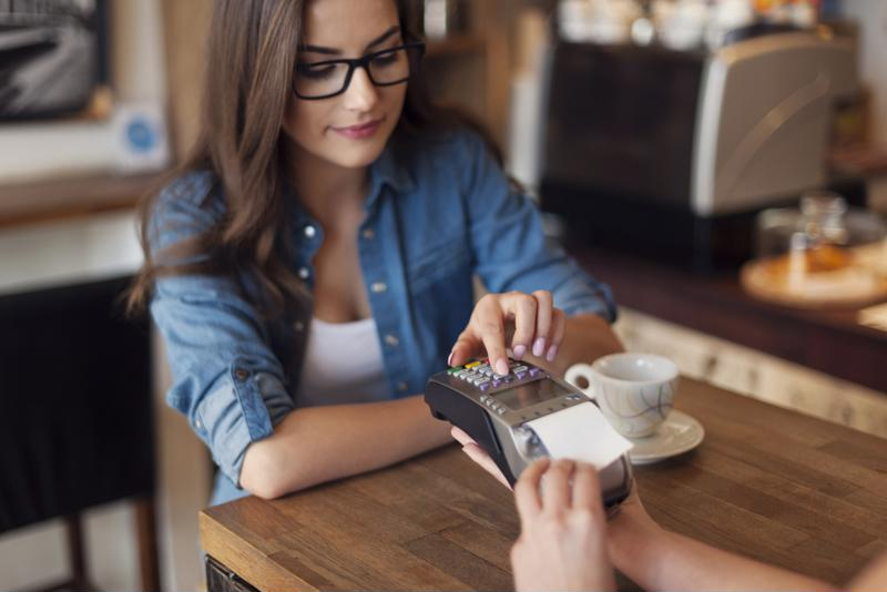 The old ways of paying at restaurants may soon go away.
