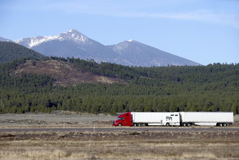 The freight industry is changing quickly as the driver shortage wears on.