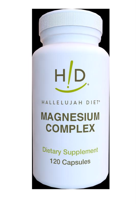 Try our Magnesium Complex today.