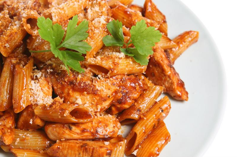Pasta and spice lovers are in for a real treat with this dish.