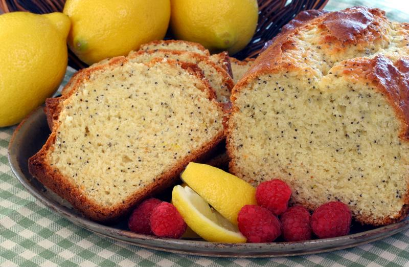 Fruity and filling, this bread cake is a real winner.