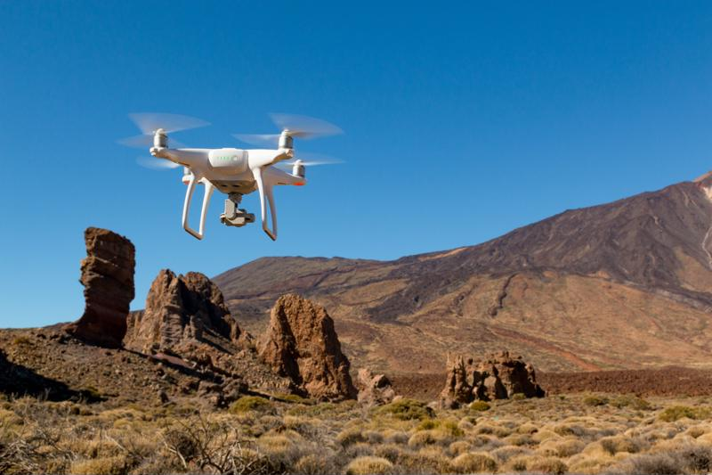 Devices like drones can take on new functions and responsibilities with cognitive edge computing.