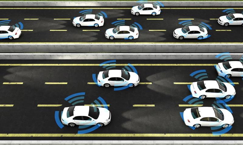 AVs will need to be able to perpetually sense other cars on the road, passing obstacles and other developing conditions.