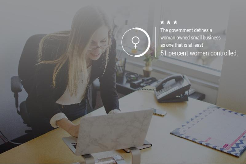 Women owned small businesses are gaining traction in the government contractor space.