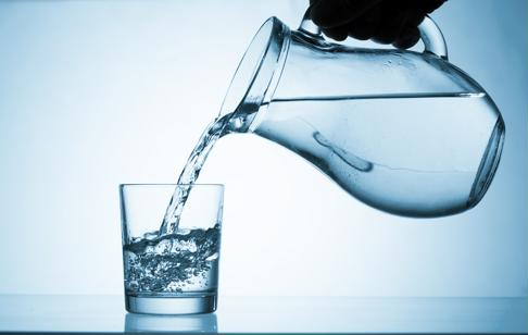 Dehydration is a dangerous risk in the summer - be sure your loved one drinks plenty of water when it's warm out.