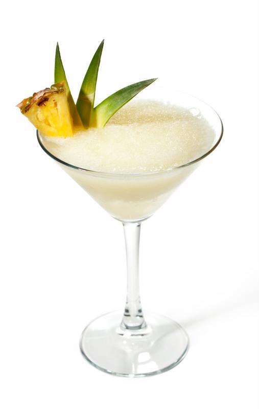 frozen martini