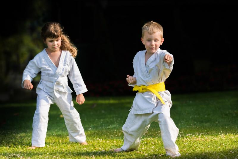 Parents need a place for their kids to go all day during the summer. That's where a martial arts camp comes in.