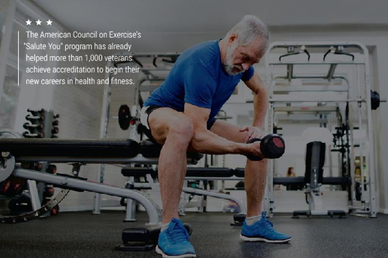 Veterans have been using their talents to become great health and fitness coaches.