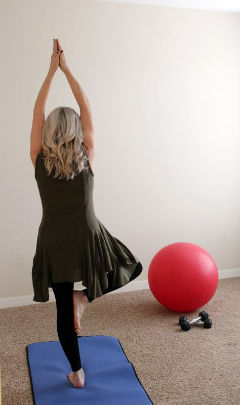 Whether working out at home or at the gym, you'll feel much better being active.