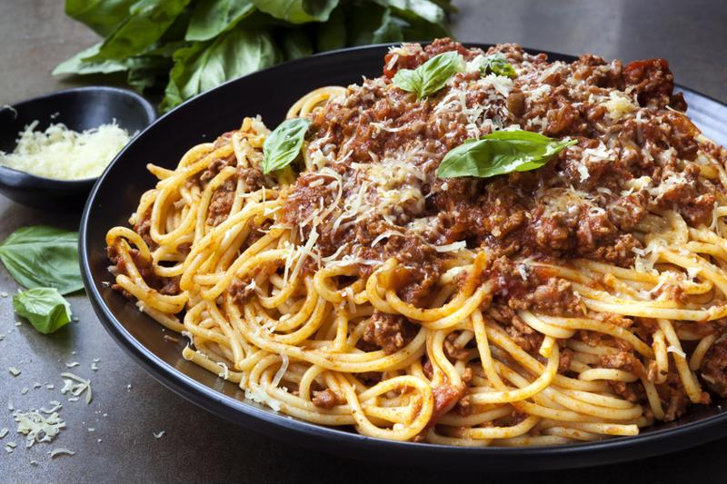 Freeze Bolognese for a great meal another day.