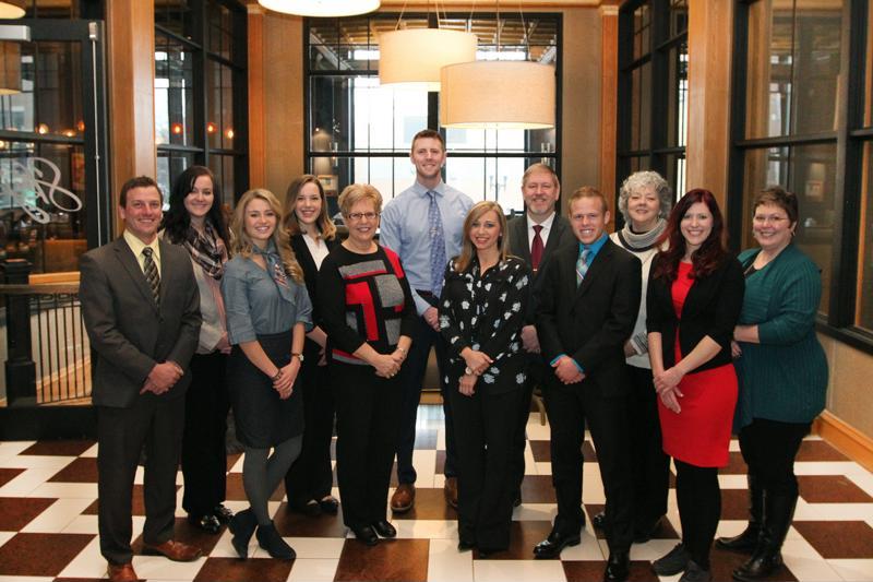 EDIT members and mentors reunite.