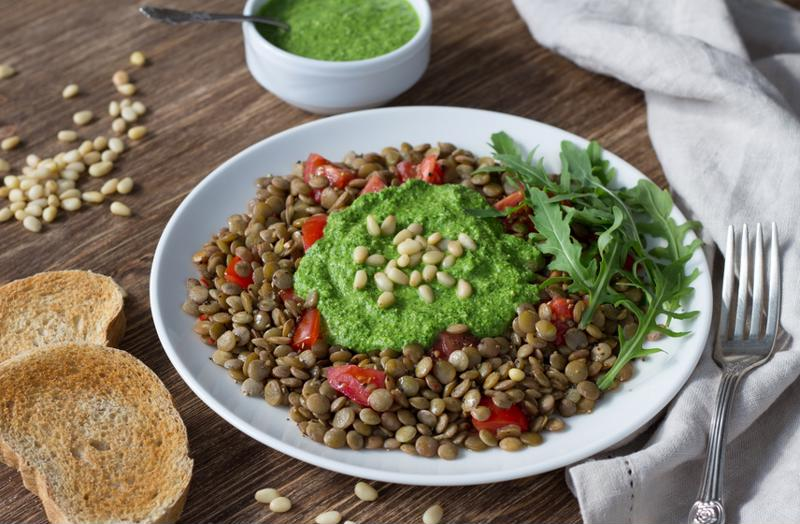 Lentils: A 'superfood' that's growing in popularity.