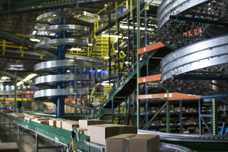 More warehouse processes could soon be automated.