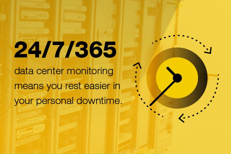 "Don't let data center ""fever"" dreams disrupt your downtime."