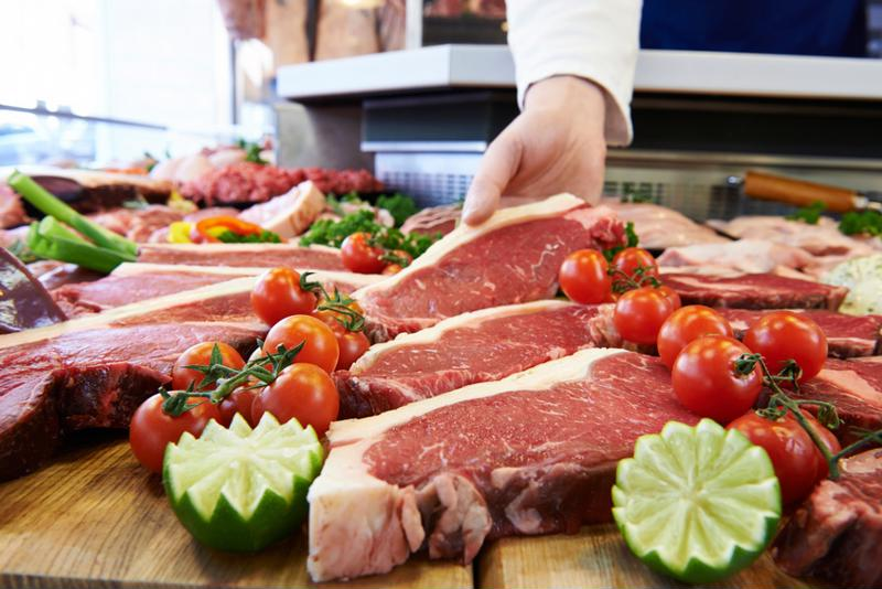 Buying meat in bulk can actually save you money.