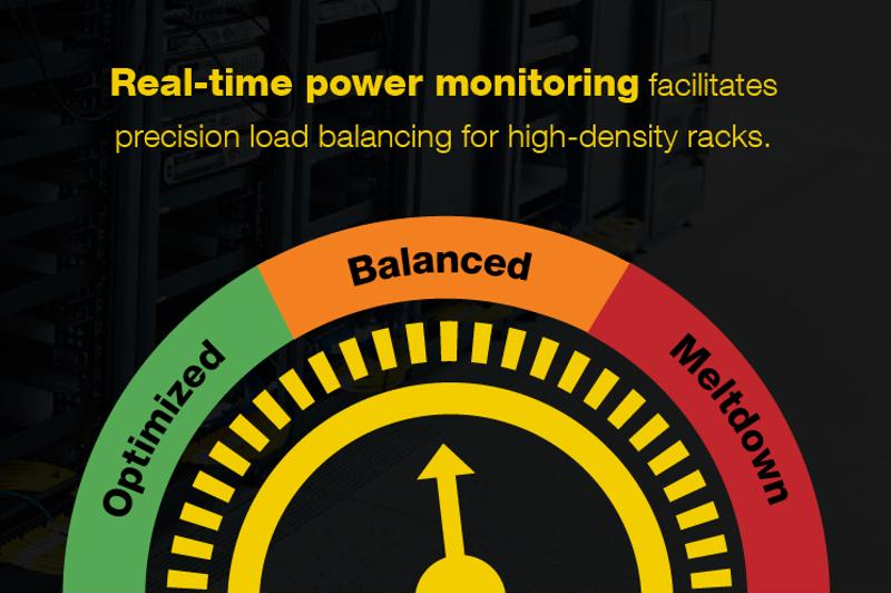 Keep your data center out of the red with remote power monitoring.