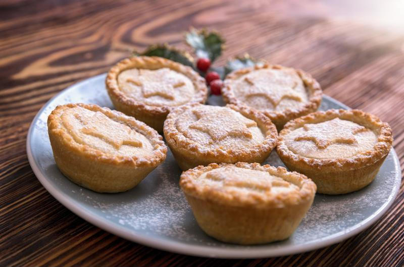 These tiny pies provide a twist on a classic.