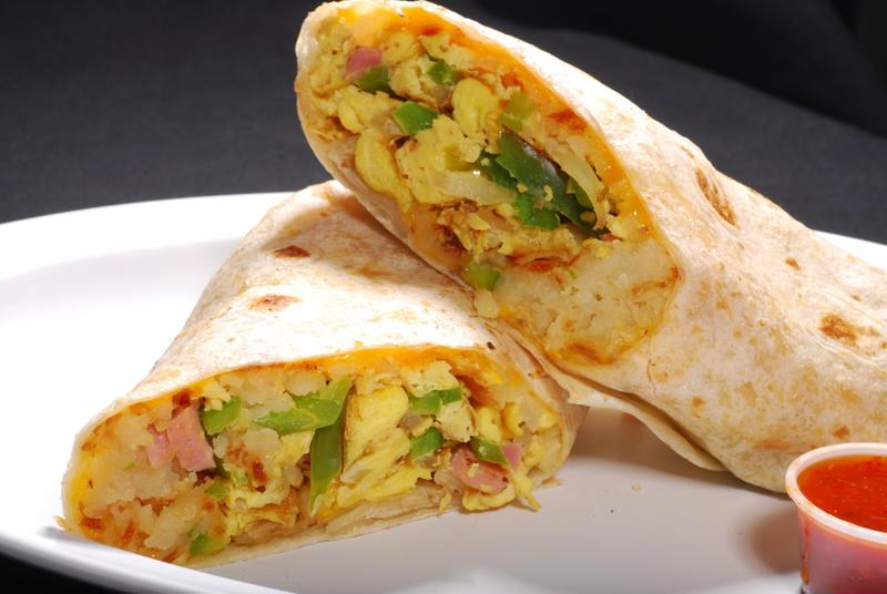 This is a burrito in a league of its own.