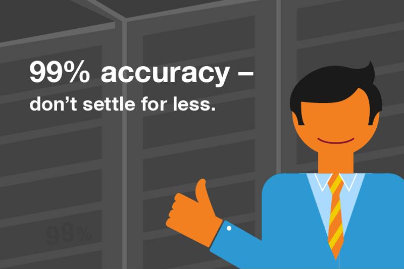 Accurate metrics precede accurate decisions.
