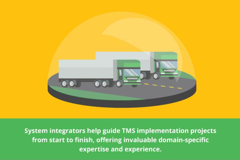 An experienced integrator is essential with TMS systems.