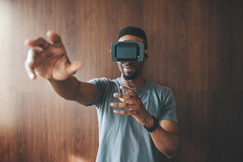 VR can be a powerful training tool.