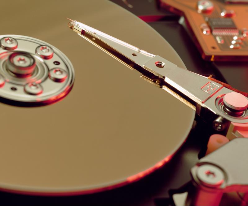 "Hard drives are traditional data collection units that can be altered in a number of ways. However, the question is ""can data be permanently removed."""