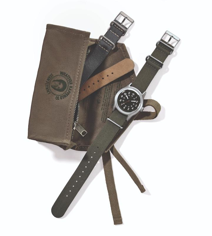 Timex nigel cabourn watch
