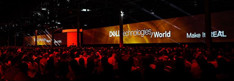 Dell Technologies World conference