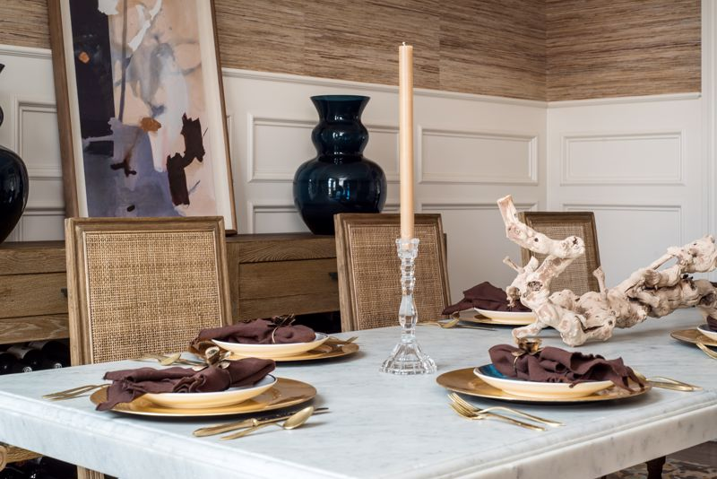 Collegeville interior designer Mary Jo Long tells you how to decorate your Thanksgiving table