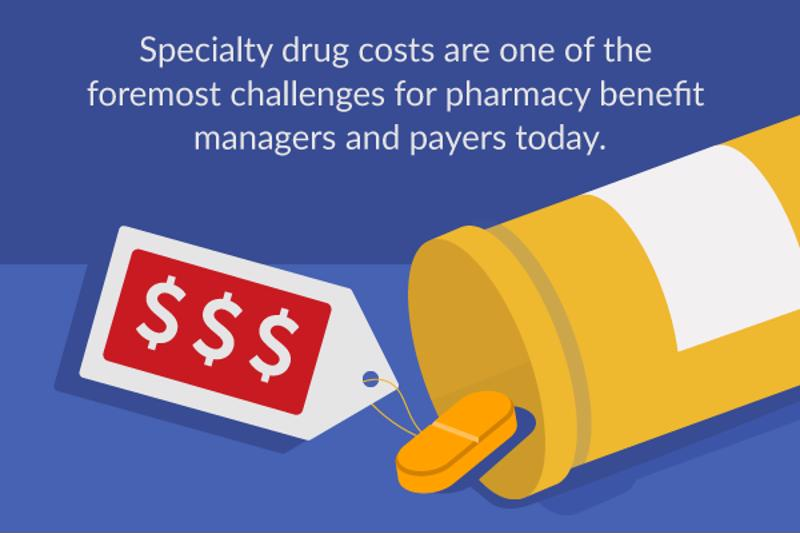 CVS Caremark has estimated the average monthly costs for this loosely defined class of medications at $3,000.