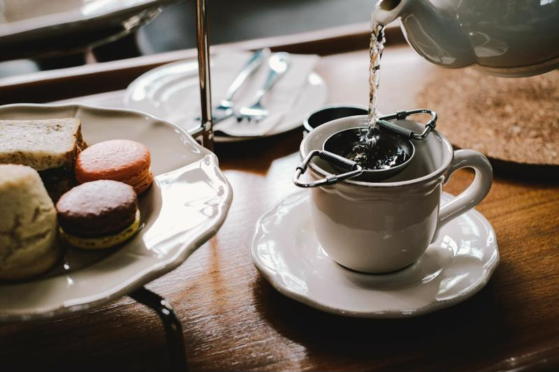 There are countless ways to pair coffees and teas with dessert menu items.