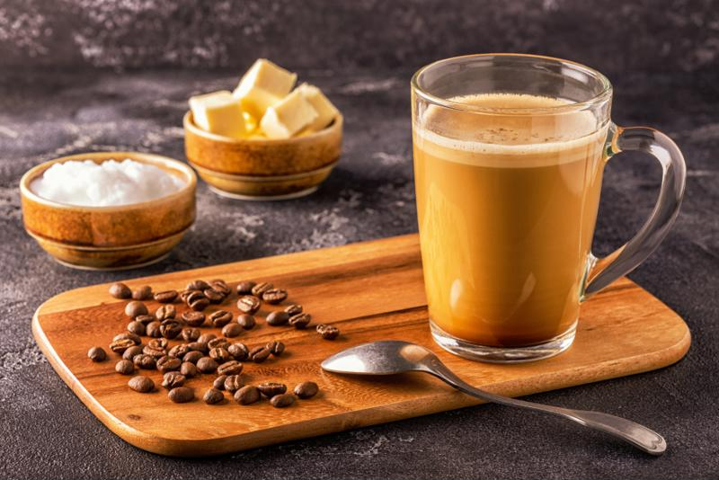 Grass-fed butter coffees have become more more popular in recent years.
