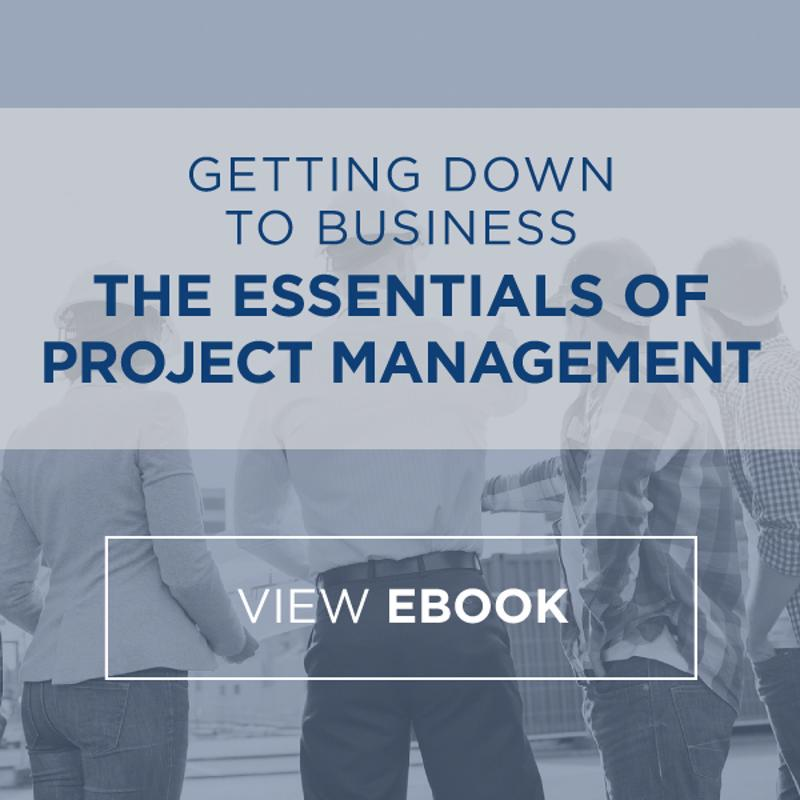 Getting Down to Business - The Essentials of Project Management